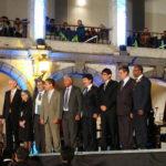 La Organización de Ciudades Patrimonio Mundial celebró su Asamblea General del año 2015 en la ciudad de Arequipa. El Dr. Alberto Martorell tuvo el honor de ser uno de los encargados de inaugurar el evento en plena Plaza Mayor de la ciudad, acto sumamente emocionante para quien creció y realizó una buena parte de sus estudios escolares y profesionales en dicha ciudad.