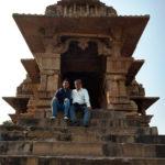 Luego de la Asamblea General de la India (2018) Alberto Martorell y José Hayakawa realizaron un viaje de estudios y recreación al mítico Conjunto de Monumentos de Kahurajo, inscrito en la Lista del Patrimonio Mundial.