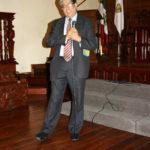 El año 2010 la Universidad de Puebla organizó la I Jornada sobre Paisajes Patrimoniales. El Dr. Martorell fue el principal conferencista extranjero invitado.