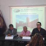Con motivo del Aniversario de Lima, el 2017, en la casona de San Marcos, ICOMOS Perú organizó una interesante conferencia.