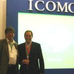 Alberto Martorell, presidente de ICOMOS Perú y Gustavo Aráoz, past-Presidente mundial de ICOMOS, durante el Comité Consultivo celebrado el 2012 en Beijing, China.