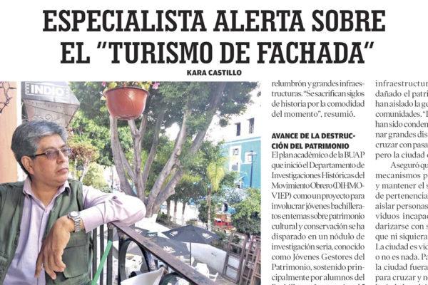 Entrevista al Dr. Alberto Martorell en Diario Puntual. (México)