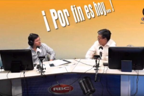 Entrevista al Dr. Alberto Martorell en RBC Radio.