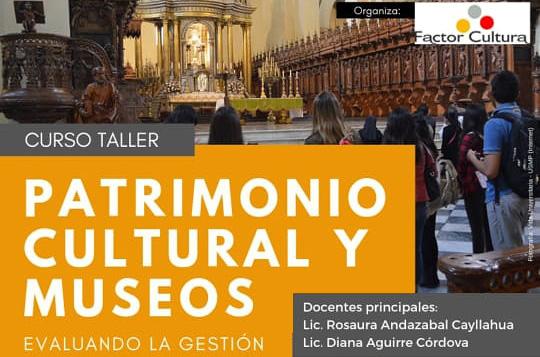 Patrimonio Cultural y Museos